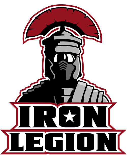 Color logo for Iron Legion